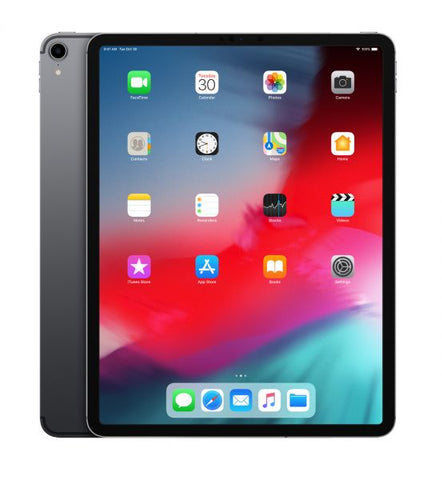 "TABLET IPAD PRO 12,9"" 64GB CELL SG SPACEGRAY 2018"