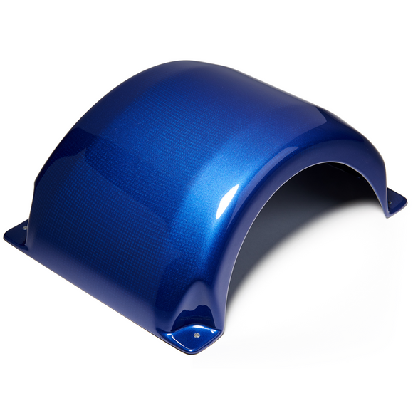 Craft&Ride Bolt-On Carbon Fiber Fender for Onewheel™ in Blue - Craft&Ride