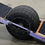 Craft&Ride Magnetic Carbon Fiber Fender for Onewheel™ in Gloss Honeycomb