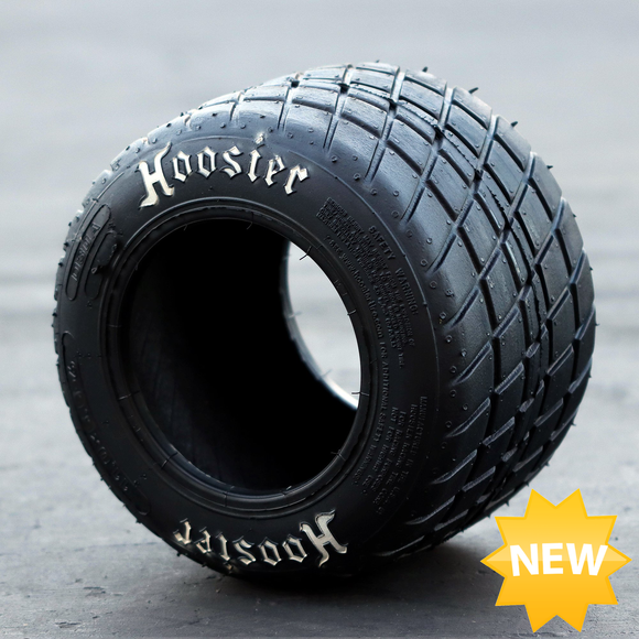 Hoosier 11 x 6.0-6 Treaded Tire for Onewheel™