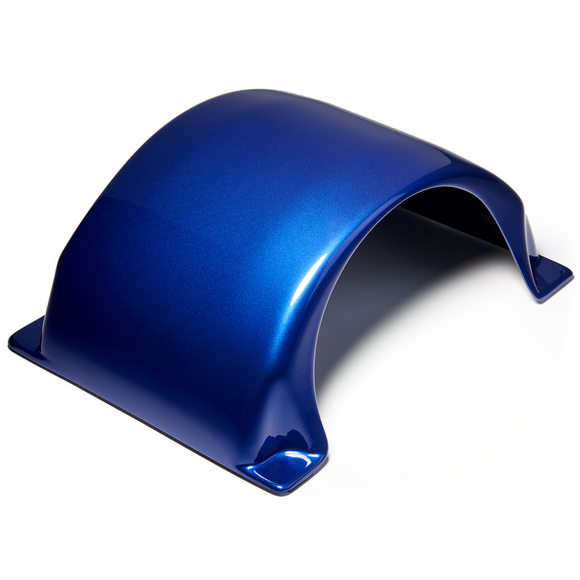 Craft&Ride Magnetic Carbon Fiber Fender for Onewheel in Blue