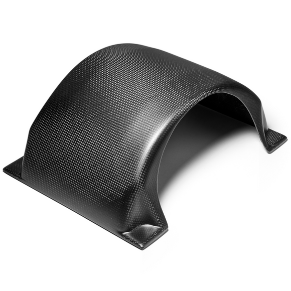 Craft&Ride Magnetic Carbon Fiber Fender for Onewheel™ in Matte - Craft&Ride