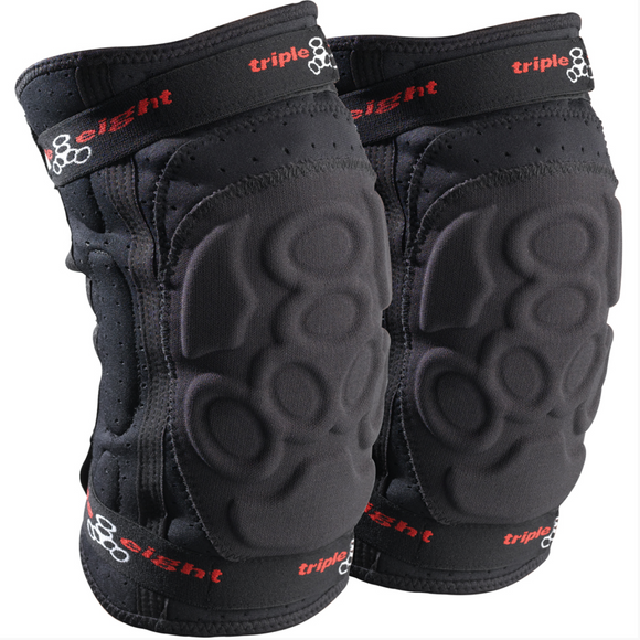 ExoSkin Knee Pads by Triple 8 - Craft&Ride