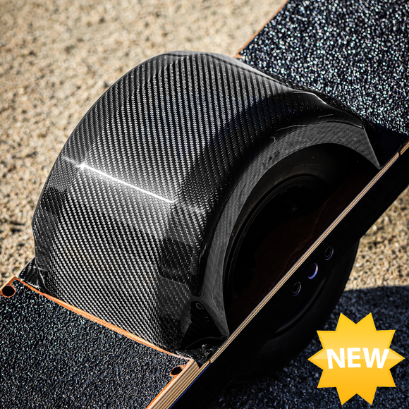 Craft&Ride Bolt-On Carbon Fiber Fender for Onewheel™