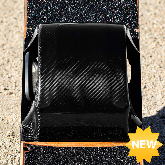 Craft&Ride Magnetic Carbon Fiber Fender for Onewheel™