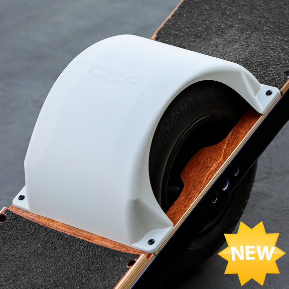 Craft&Ride Spectrum Bolt-On Fender for Onewheel™