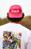 Craft&Ride Worldwide Snapback Hat