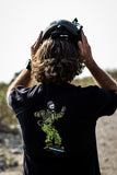 Craft&Ride Astro T-Shirt in Black
