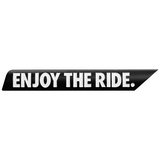 Craft&Ride Enjoy The Ride Badge