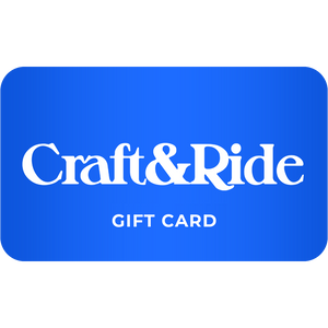 Craft&Ride Gift Card - Craft&Ride