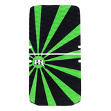 ProRide Traction Pads for Onewheel in Rising Sun Green/Black