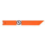 Float Sidekicks HD Heavy Duty Rail Protection for Onewheel in Orange