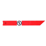 Float Sidekicks HD Heavy Duty Rail Protection for Onewheel in Red