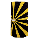 ProRide Traction Pads for Onewheel in Rising Sun Yellow/Black