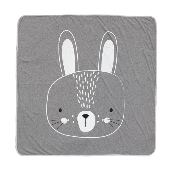 BUNNY EVERYTHING BLANKET