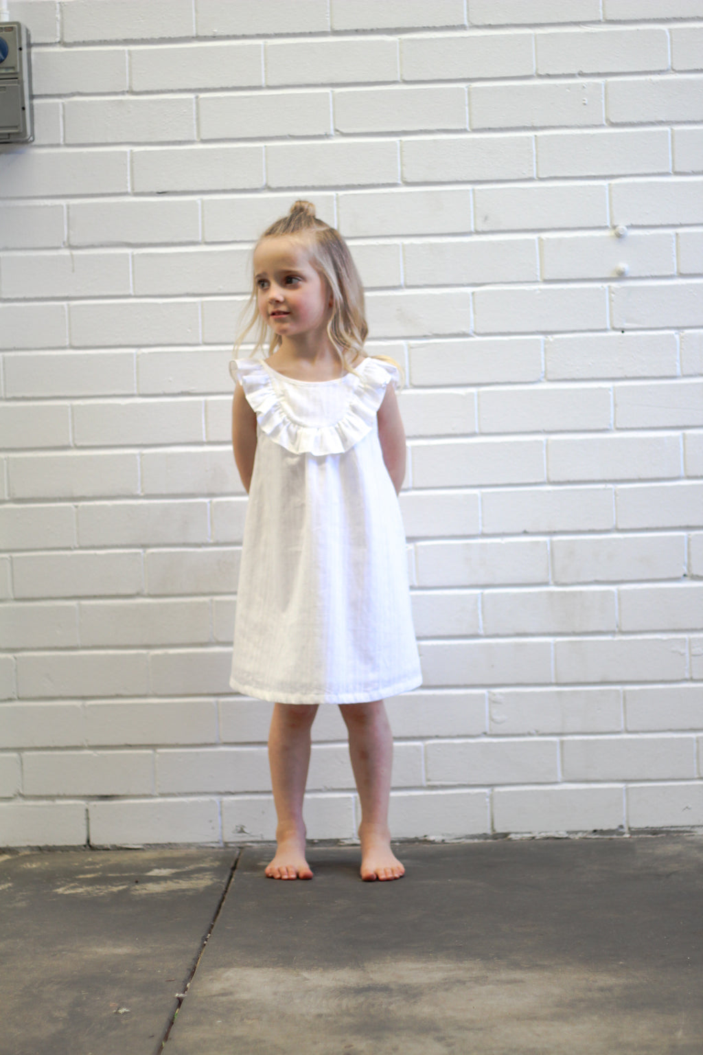 Ellie Dress- Dove