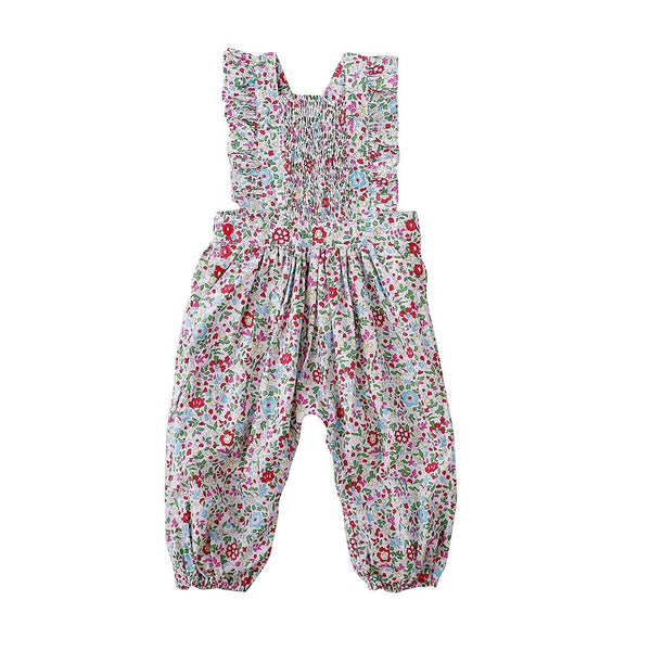 S17 Peggy Mia Jumpsuit Spring Floral