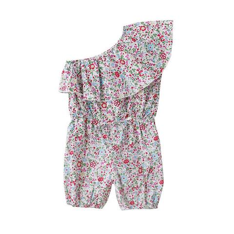 S17 Peggy Aria Jumpsuit in Spring Floral