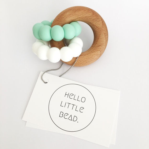 DUO TEETHER - MINT