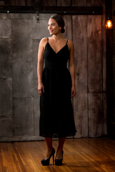 Empire-Silhouette Dress