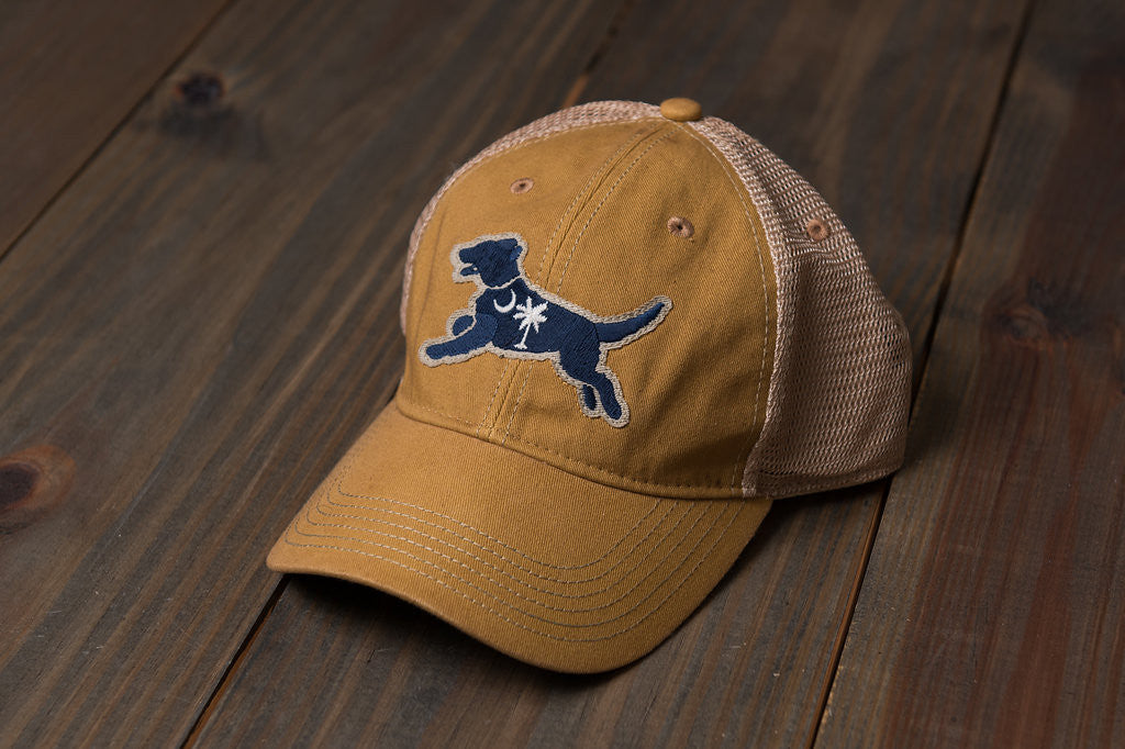 Favorite Paw Prints SC Trucker Hat