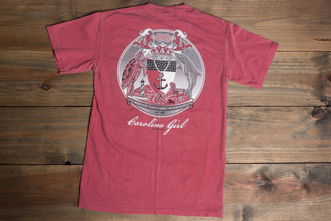 Southern Seal Carolina Girl Tee