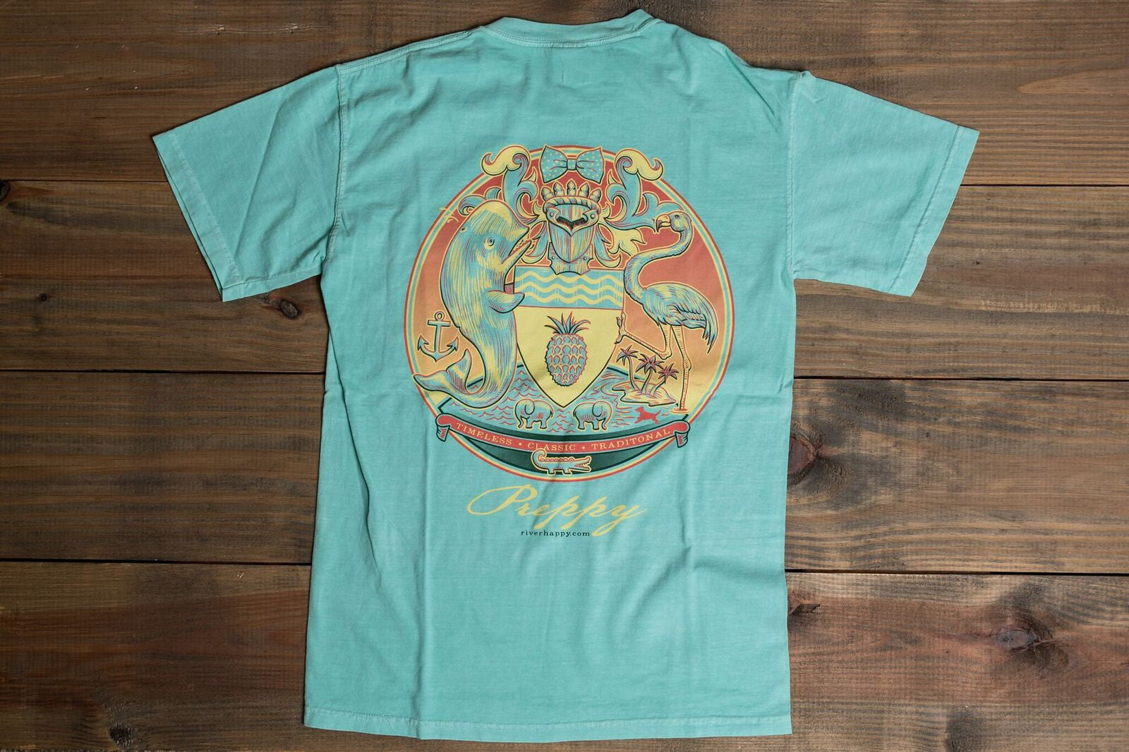Southern Seal Preppy Tee
