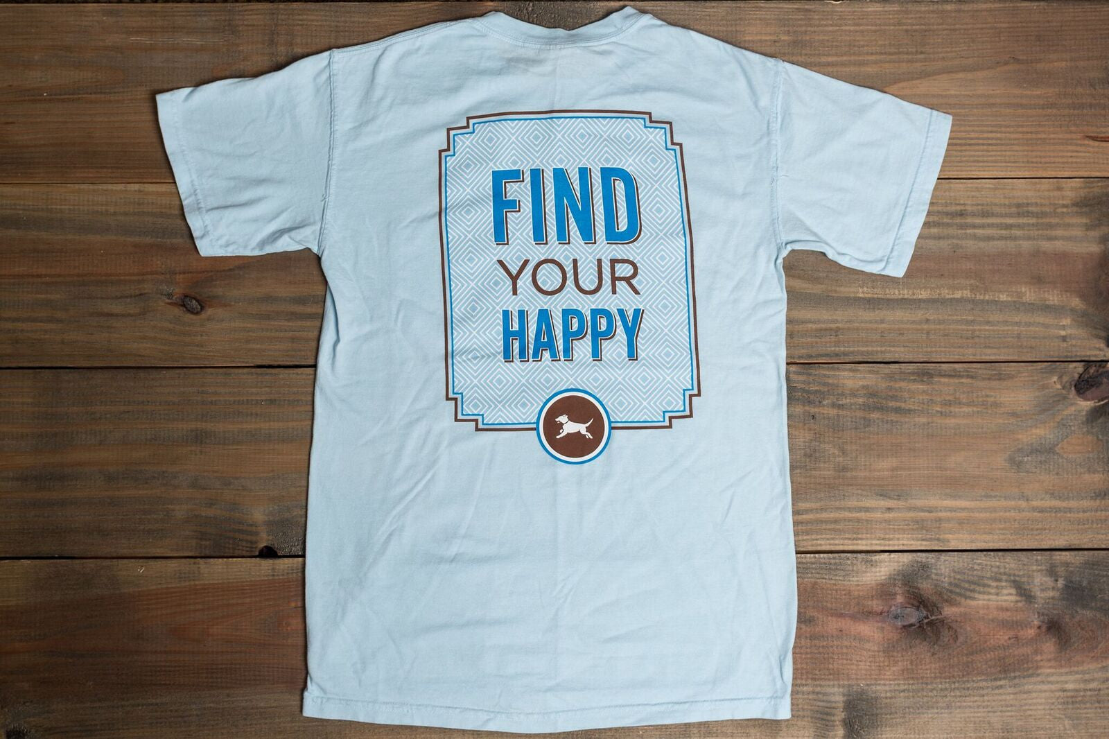 River Says... Find Your Happy Youth Tee