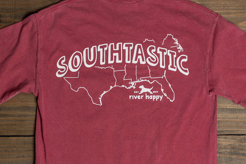 Long Sleeve Southtastic State Tees