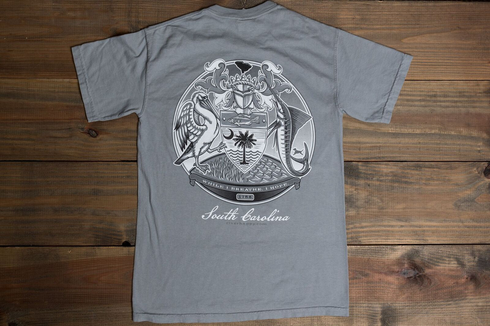 Southern Seal South Carolina Tee