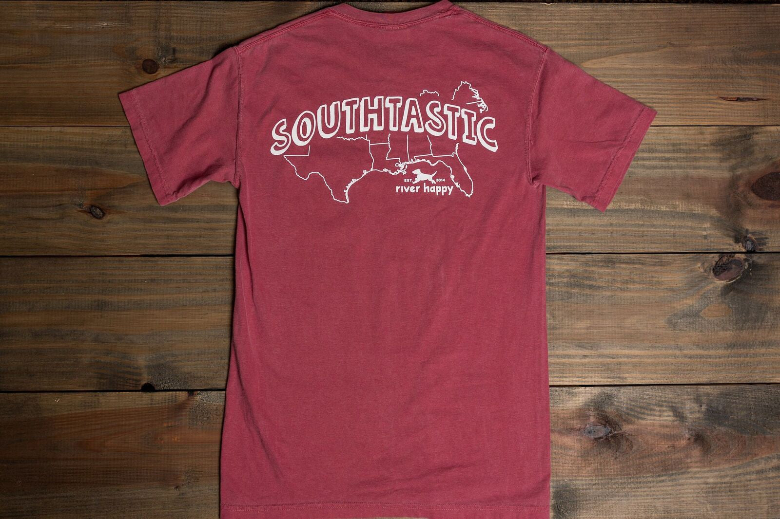 Southtastic State Tees