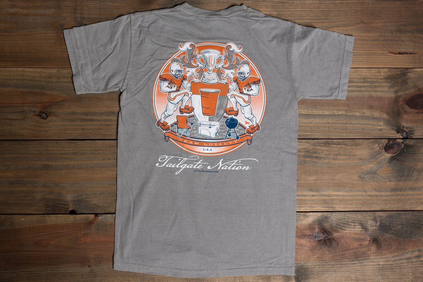 Southern Seal Tailgate Nation Tee