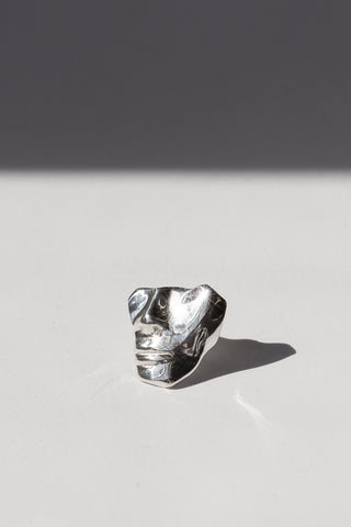 Portra Stud - Sterling Silver