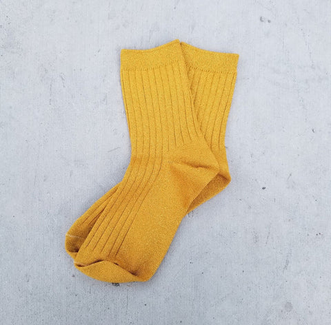 Desert Dreams Socks - Honey Glitter