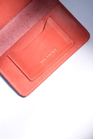 Passport Wallet - Rose