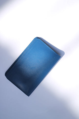 Passport Wallet - Cobalt