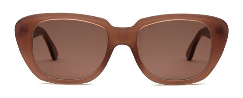 GLORIA - MINK + UMBER Sunglasses