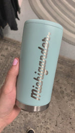 Michigander Skinny Can Cooler