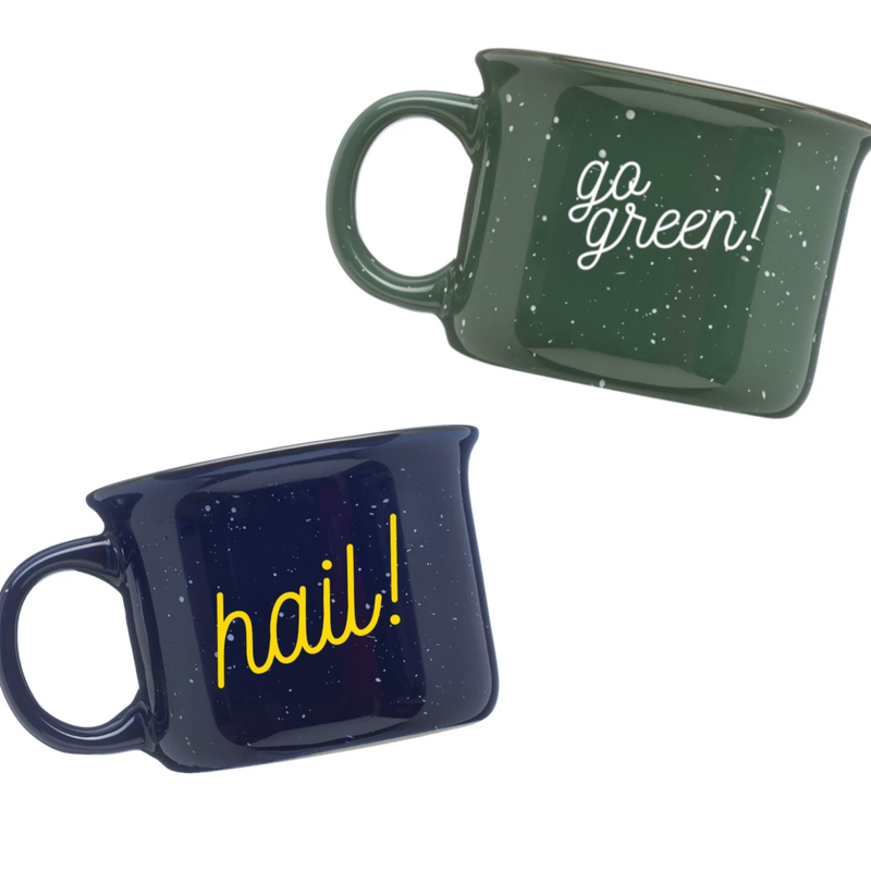 Game Day Ceramic Mugs