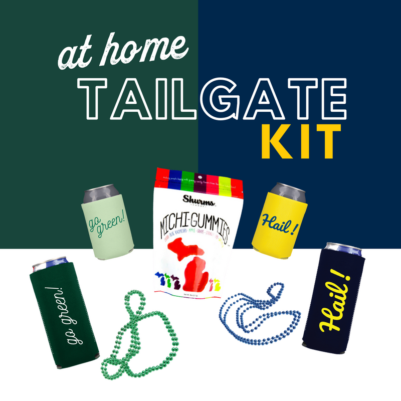 College Tailgate Kit