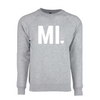 MI Block French Terry Raglan