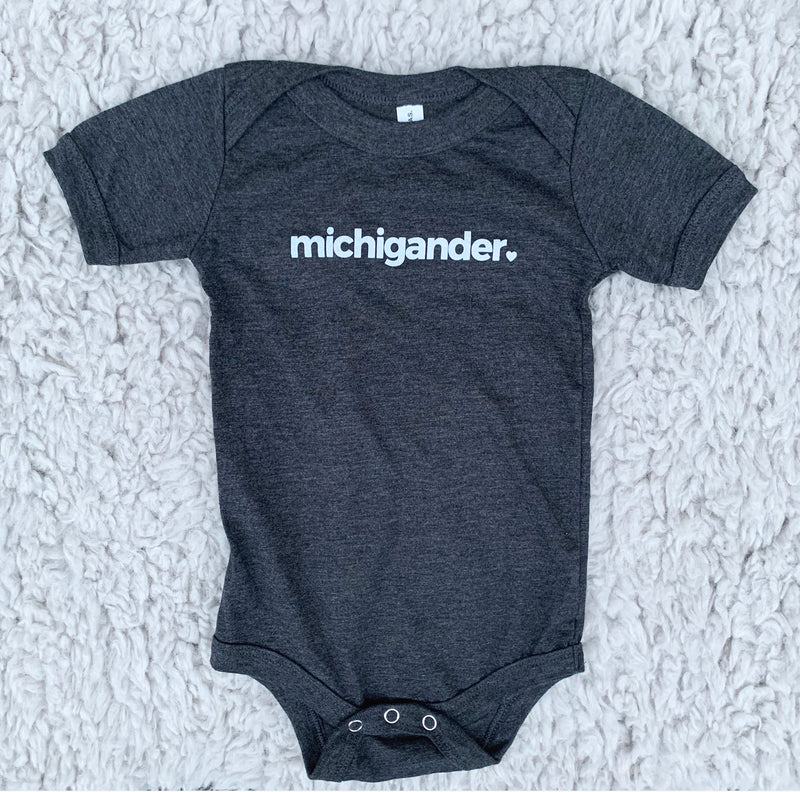 Baby Michigander Bodysuit