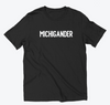 Michigander Dark Grey Unisex Tee