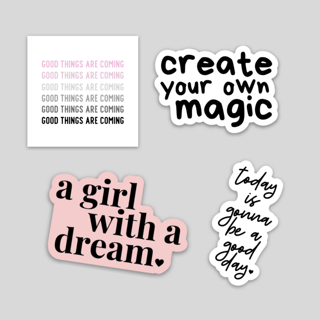 DREAMER Sticker Pack