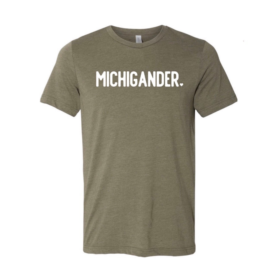 Michigander Shirt