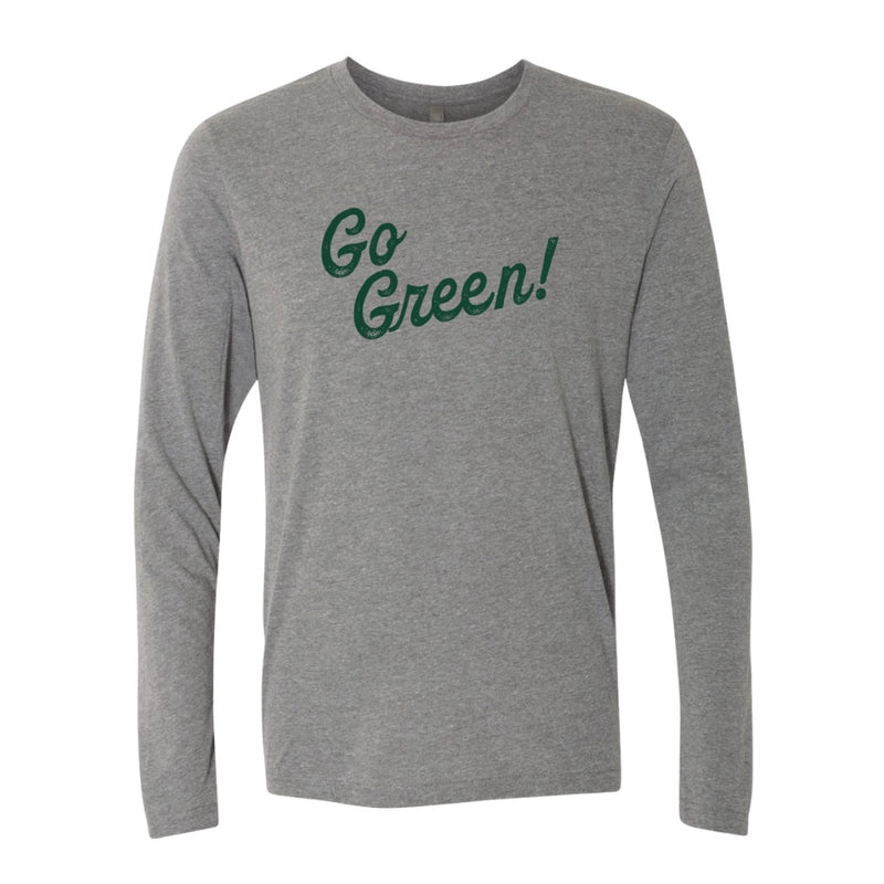 Go Green Long Sleeve Tee