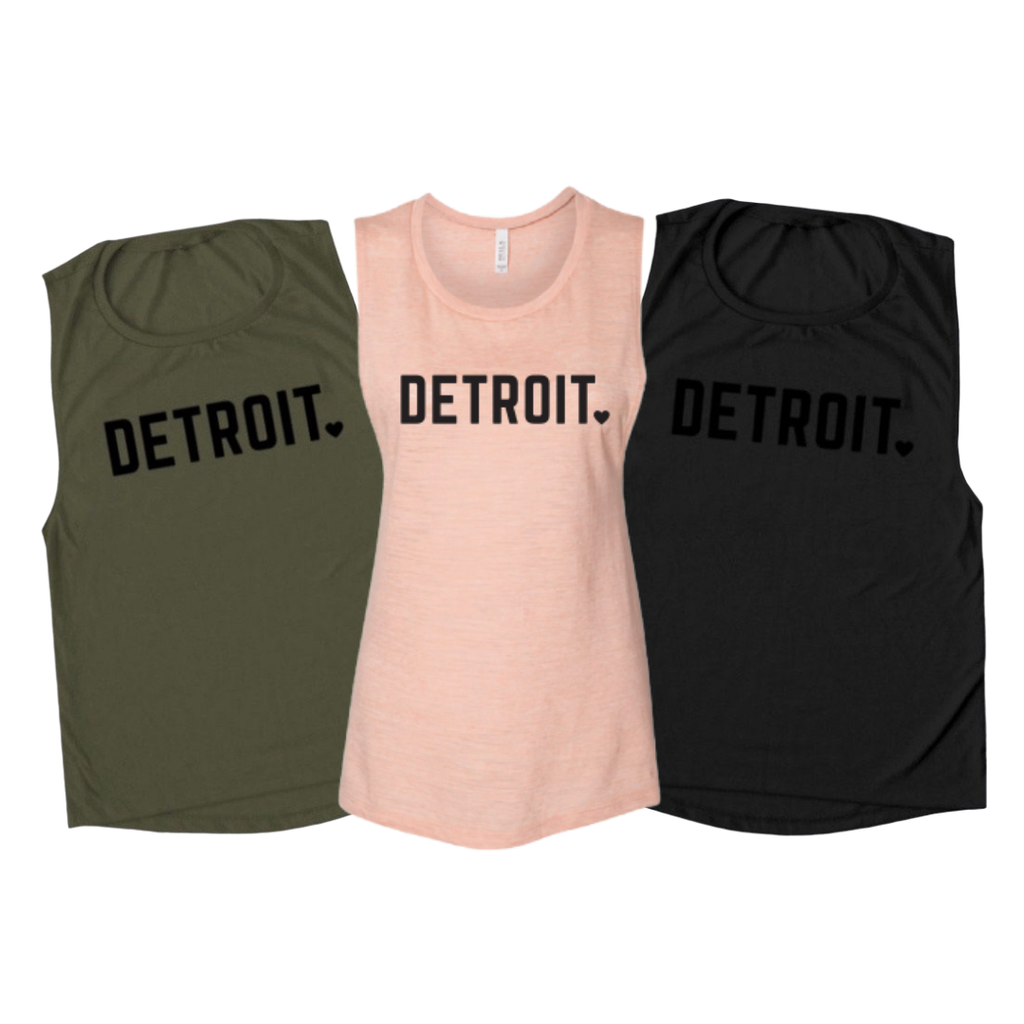 Detroit Athletic Tank