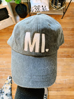MI Embroidered Hat