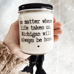 Michigander Soy Candle