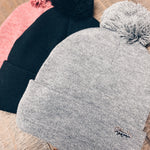 PIN POM WINTER HAT
